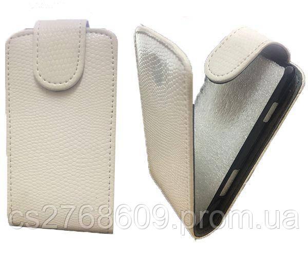 """Чехол книжка """"Original Case"""" Samsung S8530 білий"""