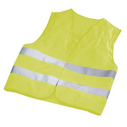 Аварійний жилет унісекс Mercedes Emergency Vest Unisex, Yellow, MY2019, артикул A0005834300