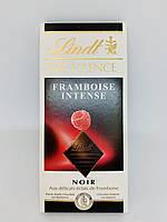 Шоколад Lindt Excellence Intense Малина 100 г Швейцария