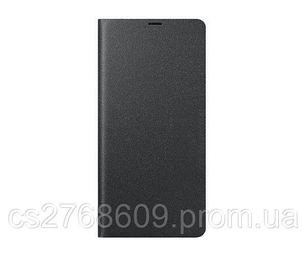 Чехол книжка Flip Cover Samsung A700, A7 2015 чорний