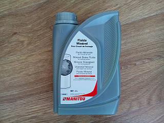 Тормозная жидкость Manitou (Маниту) 490408