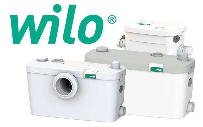 Wilo HiSewlift 3-15 Канализационная фекальная установка