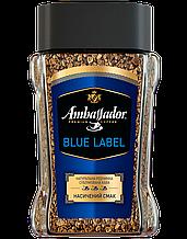 Кава розчинна Ambassador Blue Label 190г скло