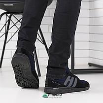 Кросівки чоловічі демісезонні сині, фото 3