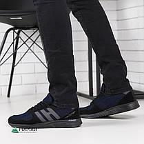 Кросівки чоловічі демісезонні сині, фото 2