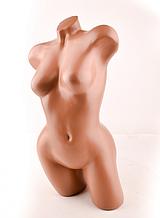Манекен-торс женский Венера (кривая)