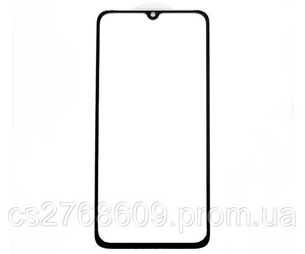 Защитное стекло захисне скло Xiaomi Mi9 чорний 5D (тех.пак)