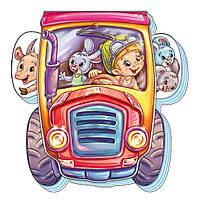 На дорозі. Трактор-трудівник, фото 1