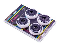 Колеса для роликов Zelart SK-4450 76*24мм
