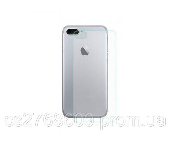 """Защитное стекло захисне скло iPhone 7 Plus, iPhone 8 Plus BACK заднє """"Best"""" (тех.пак)"""