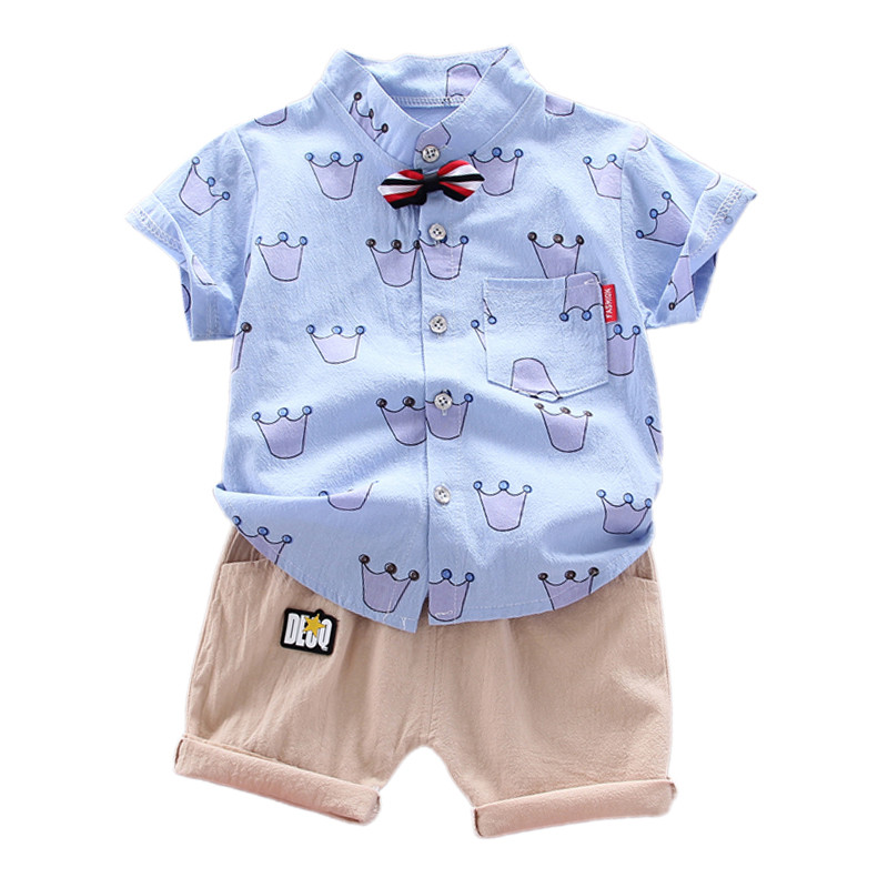 Летний костюм для мальчика размер 86.