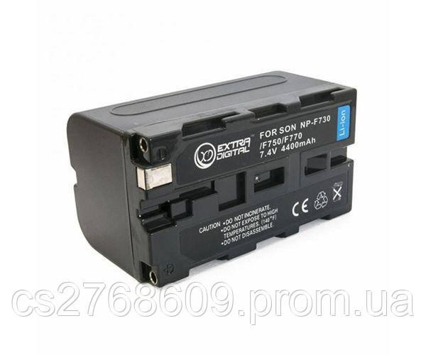 "Акумулятор Батарея до фотоапарата ""Digital"" Sony F750"