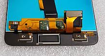 Модуль (сенсор + дисплей) Xiaomi Mi5S золотий, фото 2