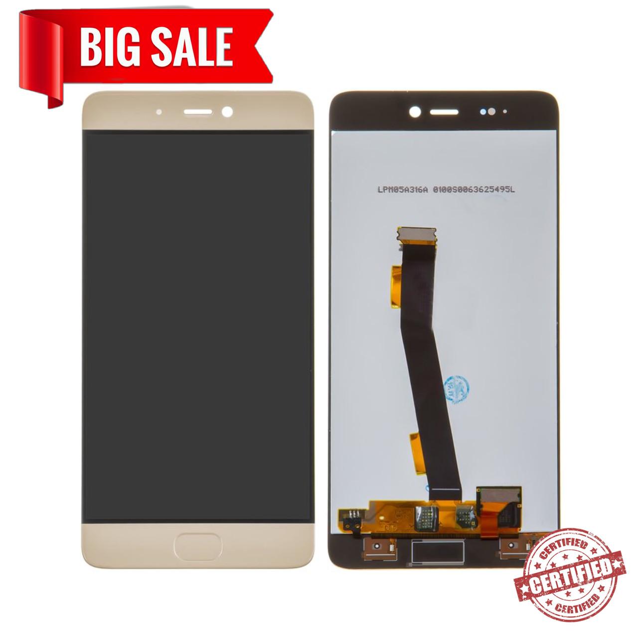 Модуль (сенсор + дисплей) Xiaomi Mi5S золотий