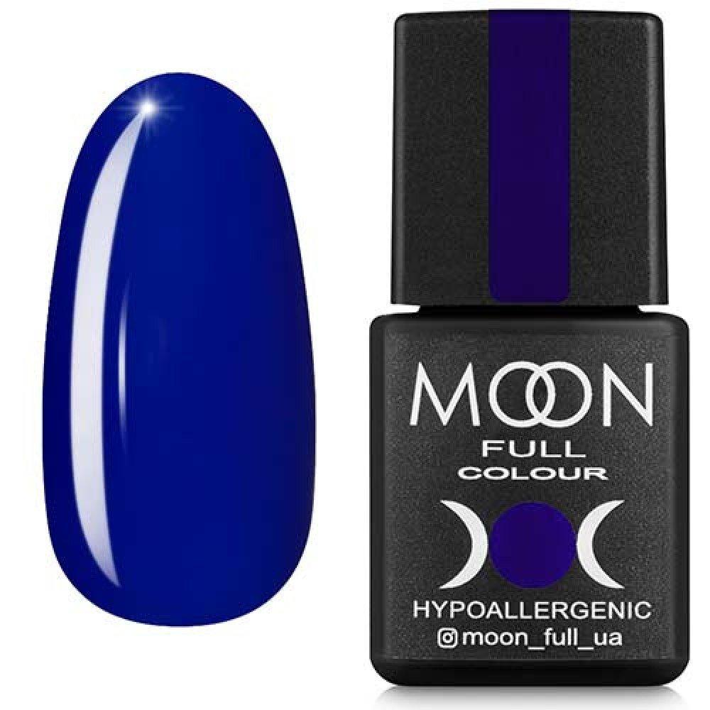 Гель-лак MOON FULL №178 персидский синий