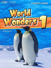 Учебник World Wonders 1 Student's Book with Audio CD / National Geographic Learning