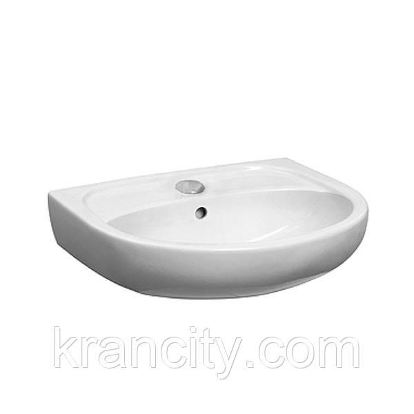 Раковина Kolo Solo 60см 7116300U/7116300,умывальник подвесной в ванную