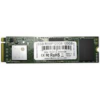 Жорсткий диск внутрішній SSD 120 GB AMD Radeon R5 NVMe 120 B (R5MP120G8)