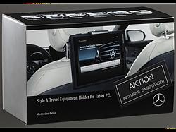 Набір: базовий тримач і тримач планшета Mercedes, артикул A0008206305