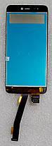 Модуль (сенсор + дисплей) Xiaomi Mi5, Mi5 Pro золотий, фото 3