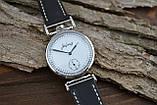 Часы Молния, наручные. Механизм советский, от карманной Молнии, 3602, фото 7