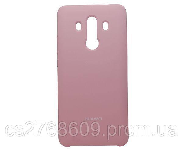 "Чехол силікон ""Silicone Case Original"" Huawei Mate 10 Pro, BLA-L29 бежевий"
