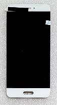 Модуль (сенсор + дисплей) Xiaomi Mi5, Mi5 Pro білий, фото 3