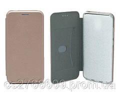 "Чехол книжка ""MANOSS"" slim Samsung Note 9, N960 рожевий"