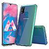 Защитный чехол Samsung Galaxy A31,Transparent, силиконовый, прозрачный, захисний чохол