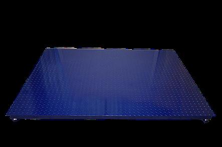 Платформенные весы ЗЕВС ВПЕ Стандарт 1200х1200 (1000кг), фото 2