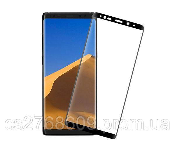 Защитное стекло захисне скло Samsung A025, A02s 2021 A125, A12 202, A207, A20S 2019 чорний 5D (тех.пак)