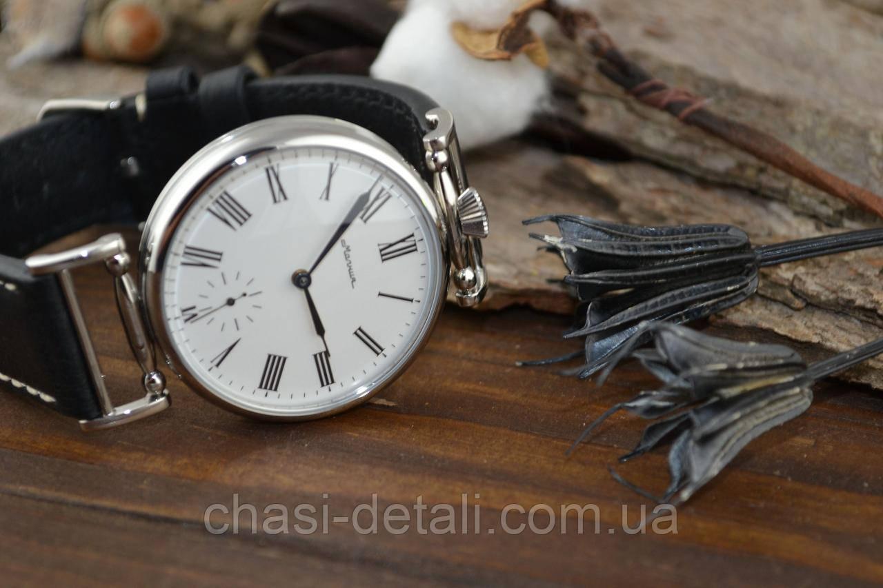 Годинник Блискавка, наручні. Механізм радянський, від кишенькової Блискавки, 3602