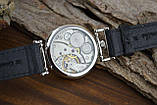 Годинник Блискавка, наручні. Механізм радянський, від кишенькової Блискавки, 3602, фото 7