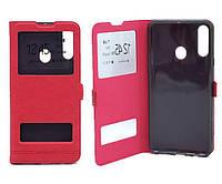 Чехол книжка Flip QYS Samsung A207, A20s 2019 червоний