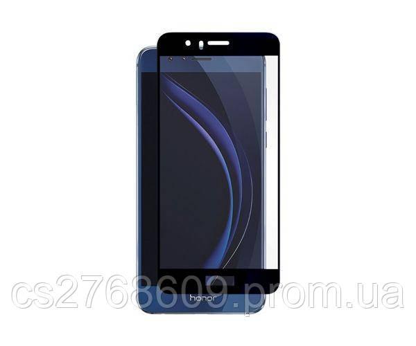 Защитное стекло захисне скло Huawei Honor 8 Pro чорний 6D Full