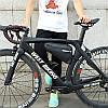 Велосумка под раму West Biking 0707220 4L Black треугольная для инструментов, фото 4