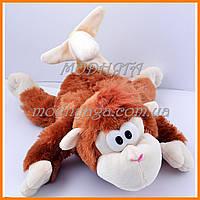 Поющая мягкая игрушка обезьяна| мягкие игрушки обезьяны