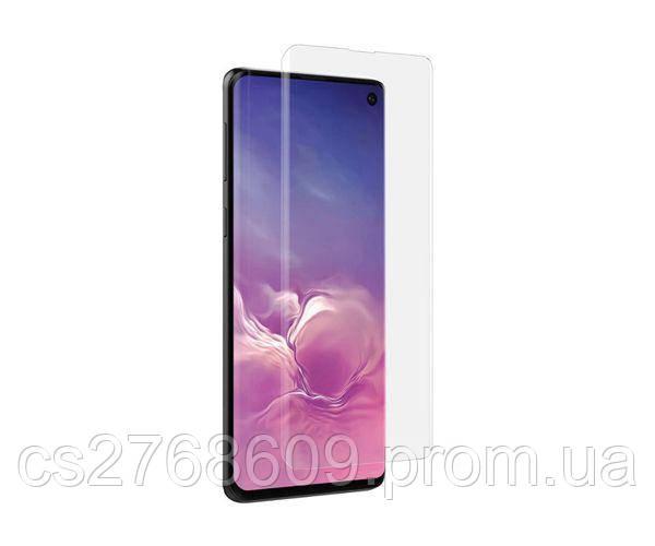 "Защитное стекло захисне скло Samsung S10 Plus, G975 3D ""UV"" прозорий"