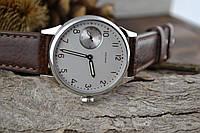Часы Искра, наручные. Механизм советский, от карманных часов, 3602, фото 1