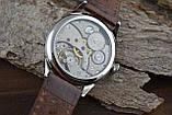 Часы Искра, наручные. Механизм советский, от карманных часов, 3602, фото 10