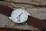 Часы Искра, наручные. Механизм советский, от карманных часов, 3602, фото 8