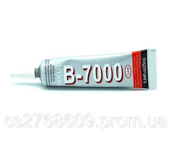 Клей силіконовий B7000 (25ml) в тюбику з дозаторо