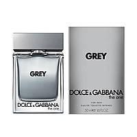 Свежие мужские духи DOLCE & GABBANA The One Grey 50ml туалетная вода, древесно-пряный аромат ОРИГИНАЛ