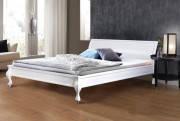 Кровать Николь белая 180*200