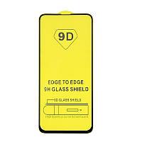Защитное стекло TDG 9D для ZTE Blade V2020 Full Glue черный 0,26 мм в упаковке