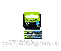 Батарейка Videx LR03, AAA за 1 шт мініпальчик