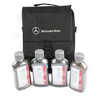 Набор автокосметики для ухода за матовыми лакокрасочным покрытием Mercedes, артикул A0009861600