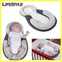 Подушка для новорожденного / Подушка для младенцев / Детская подушка