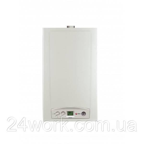Газовый навесной котел RÖDA VorTech Duo CS 28 (2 тепл., турбо)