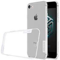 TPU чехол Nillkin Nature Series для Apple iPhone 7 / 8 / SE (2020) Бесцветный (прозрачный)